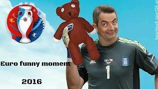 Euro 2016 Funny Moments