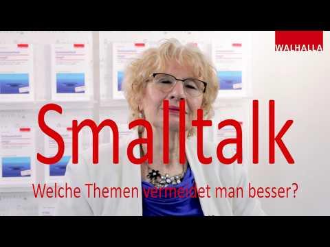 Smalltalk: Welche Themen vermeidet man besser?