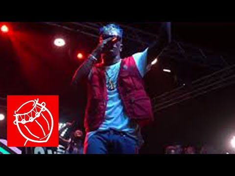 Shatta Wale's First performance In 2018 @ Tema Video