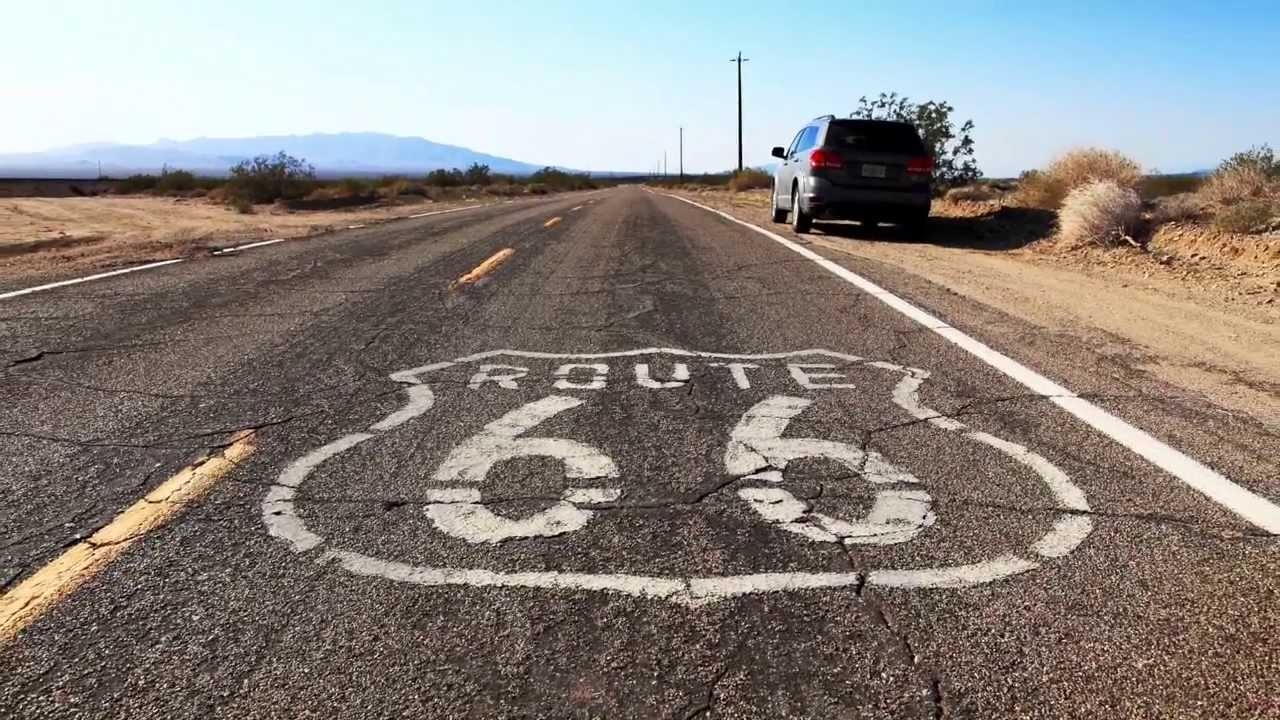 Route 66 Road Trip  Early Spring 2014  YouTube