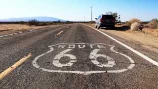 Route 66 Road Trip - Early Spring 2014