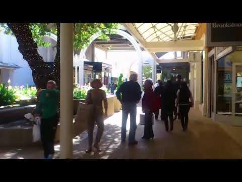 Stanford Shopping Center! US TRIP 2013