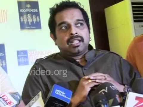 It's nice to be a music director, Shankar Mahadevan