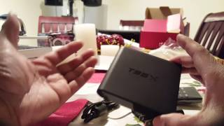 Android tv box** cute little box (remote not working)