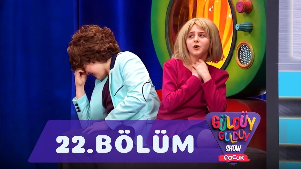 Güldüy Güldüy Show Çocuk 22.Bölüm (Tek Parça Full HD)