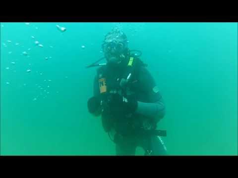 22 10 2016 Club Dive 2 On The Mokoia, Aramoana Mole