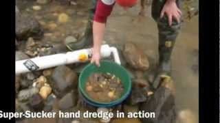 Bear River Gold Prospecting with Eric Deleel