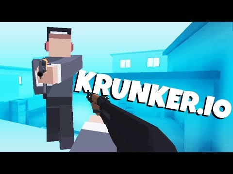 The Ultimate Killing Sprees In Krunker.io - New IO Game