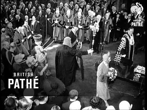 Honours For Danish King (1951)