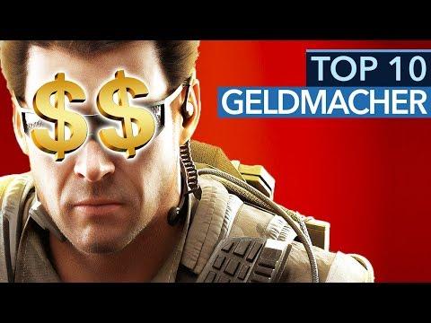 Mit Diesen 10 Games Machen Publisher Richtig Geld