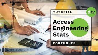 DOTLIB - MGH AccessEngineering Statistics (Português) - Tutorial