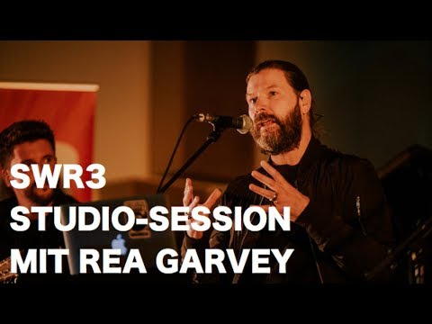 Studio-Session mit Rea Garvey   SWR3 Musik