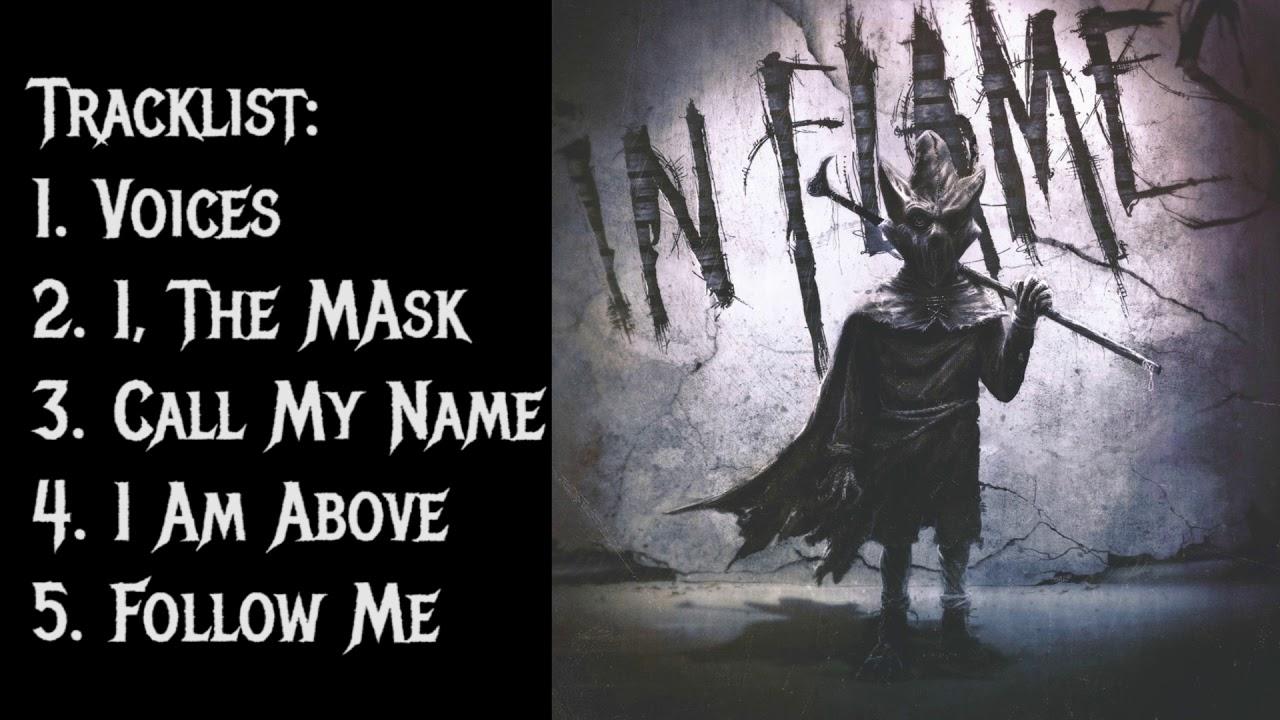 I, The Mask - In Flames Full Album 2019