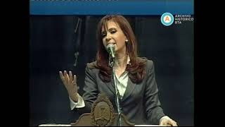 AV-2194 [Cadena nacional: Fernández de Kirchner responde al lockout de la dirigencia rural] fragment