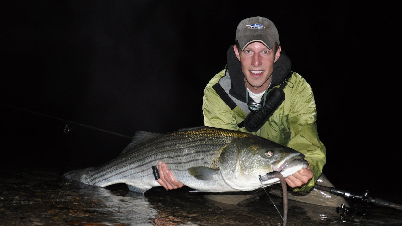 Get Started Fishing for Striped Bass at Night | Striper Season Update Ep. 16