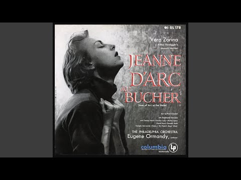 Jeanne d'Arc au bucher, H. 99: X. L'Èpée de Jeanne (Remastered)