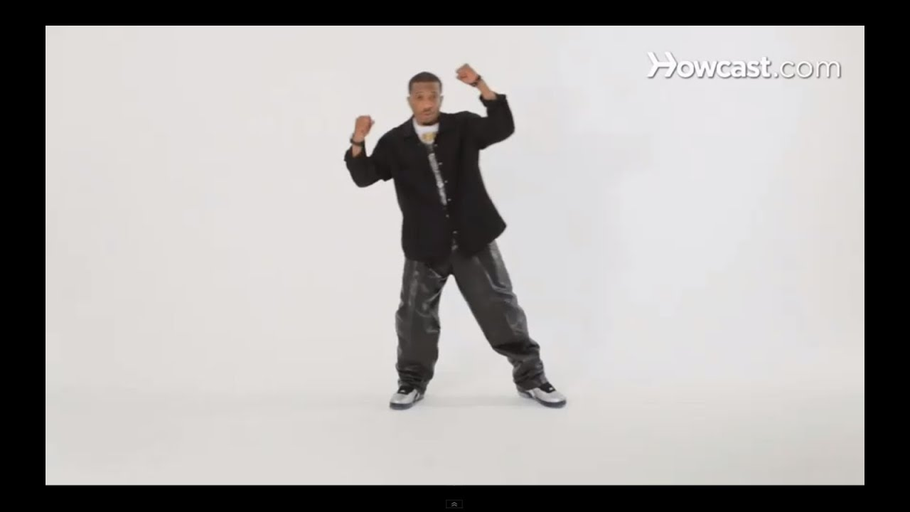 How To Do A Simple Hip Hop Routine Dance