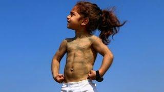 5 year's old kid having amazing football skills😱    arat hosseini - world strongest kid