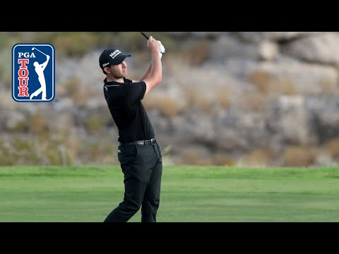 Patrick Cantlay shoots 8-under 63 | Round 1 | Shriners 2020