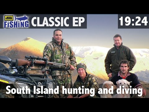 South Island Hunting, Diving And Fishing