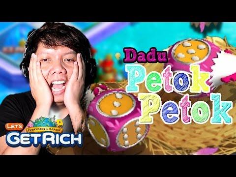 😍 DADU PETOK-PETOK | LiNE LETS GET RiCH INDONESiA