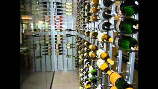 Eddie Merlot's Wine Racks And Custom Wine Cellar