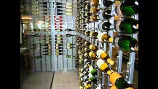 Eddie Merlot's Wine Racks And Custom Wine Cellar