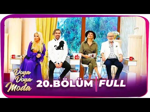 Doya Doya Moda 2.Sezon 20.Bölüm   7 Ağustos 2020