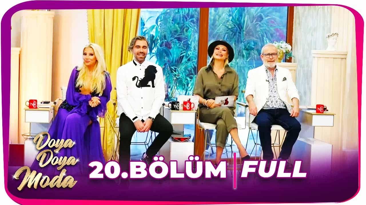 Doya Doya Moda 2.Sezon 20.Bölüm | 7 Ağustos 2020