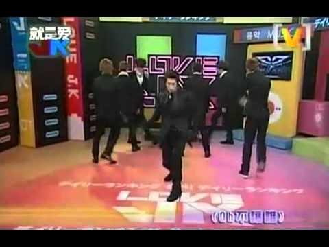 110404 Super Junior MPerfection LIVE@ ILoveJK