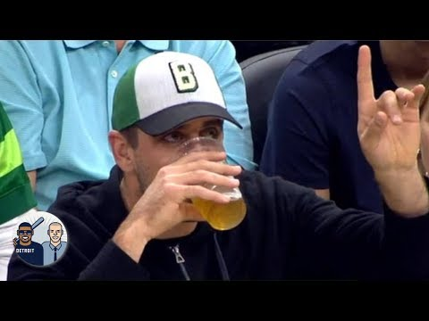 Aaron Rodgers chugging beer wouldn't have been a good look – Jalen Rose | Jalen & Jacoby