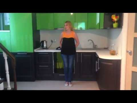 Кухонный гарнитур на заказ. Видео отзыв