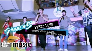 Gimme 5 - First Love (Album Launch)