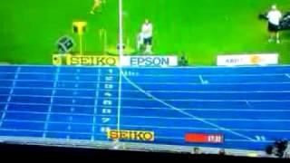 Mens 4 by 100m Final, Berlin 2009 - Jamaica Win