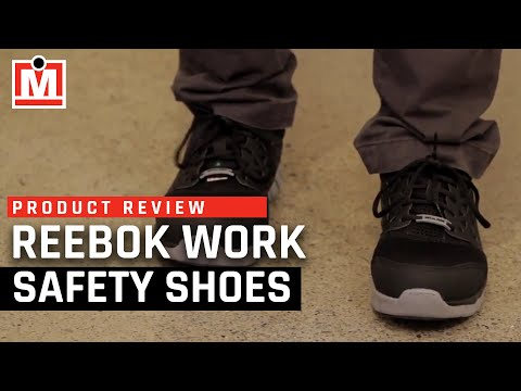 Product Review: Reebok Work Sublite Athletic