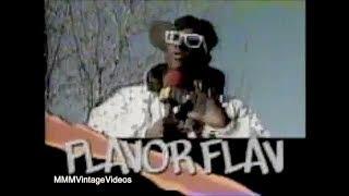 "Flavor Flav of Public Enemy ""Stop the Violence"" PSA"