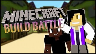 Minecraft Build Battle: SHIPS AND SHOES!! ft. Okward Industries