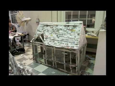 Timelapse - Newspaper House