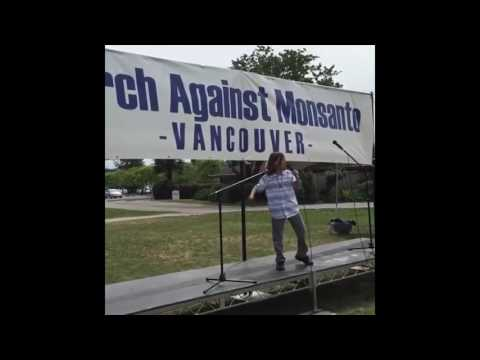 March Against Monsanto Live with Press For Truth