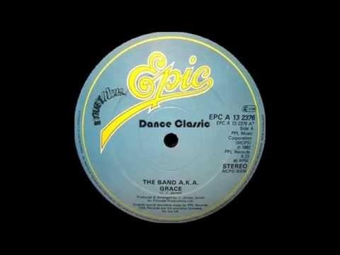 The Band A.K.A. - Grace (Disco Mix)