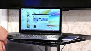 Sony Xperia - 11 Verbindung zum PC / Dateien übertragen