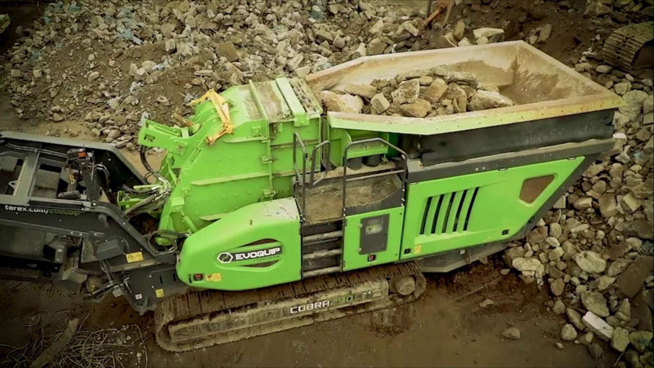 Materials Handling in Northern Ireland – Recycling