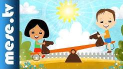 Kalap Jakab - Hinta Palinta (gyerekdal, animáció)
