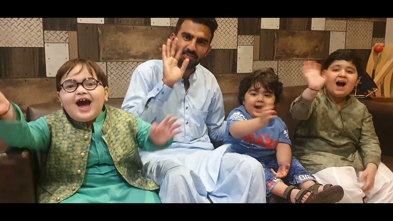 Ahmad Shah Vs Waseem Badami Who Will Won the Match Prediction of Cute Brother's