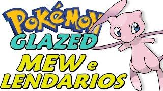 Pokémon Glazed (Detonado - Parte 17) - Mew, Dialga, Palkia e Giratina no Fusion Labs