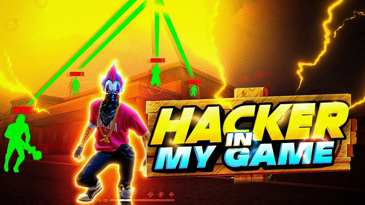 Hacker vs Guild Players Free Fire  4G Gamers