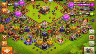 Best TH 11 base EVER!! Top players from Kings Rock & Red Elite failed on it