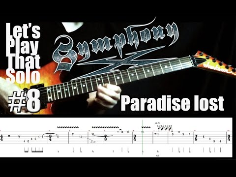Congratulate, domination guitar tabs