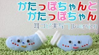 「かたっぽちゃんとかたっぽちゃん」おかあさんといっしょ〜耳コピ実写フルversion(cover)
