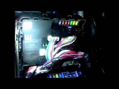 2016 nissan frontier tow lights fuse location